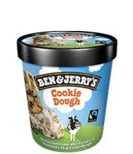 Ben & Jerry's Cookie Dough ijs 500ml